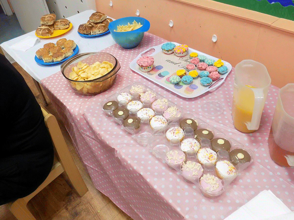 Regent Nursery Mother S Day Tea Party