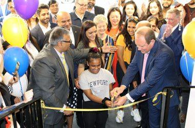 Regent College London Opening