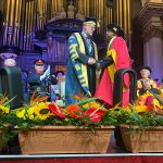 Honorary Doctorate Award from The University of Bolton